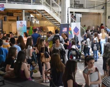 sajam mladih u beogradu