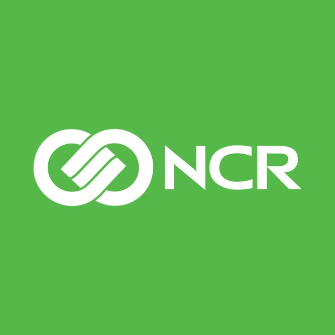 NCR Brand Block Logo PNG